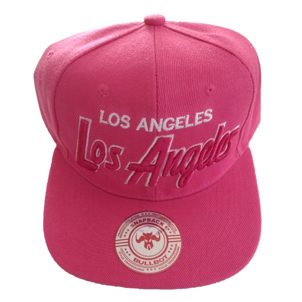 casquette los angeles rose all in usa. Black Bedroom Furniture Sets. Home Design Ideas