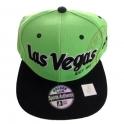 Casquette Las Vegas verte et noire