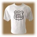 T-Shirt Alcatraz gris
