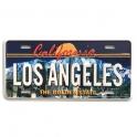Magnet Los Angeles Illustré