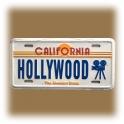 "Magnet Los Angeles ""Hollywood"" blanc"