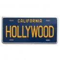 "Magnet Los Angeles ""Hollywood"" bleu"