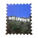 "Magnet Los Angeles ""Hollywood"" illustré"