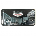 "Coque iPhone 5, 5C et 5S ""Welcome to Fabulous Las Vegas"""