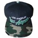 Casquette Los Angeles couleur militaire