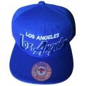 Casquette Los Angeles bleue