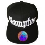 Casquette Compton noire