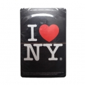 "Jeu de Cartes ""I Love New York"" noir"