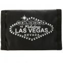 Porte feuille Las Vegas noir