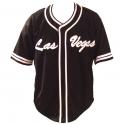 Chemise Baseball Las Vegas noir
