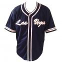 Chemise Baseball Las Vegas bleu nuit