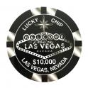 Magnet Jeton Géant Las Vegas $5.000 rouge