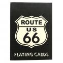 """Jeu de Cartes Route 66 """"Logo"""""""