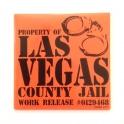 "Magnet Las Vegas ""County Jail"""