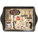 Plateau à Café New York