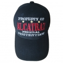Casquette Alcatraz noire