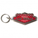 "Porte Clé ""Welcome to Fabulous Las Vegas"" rouge"