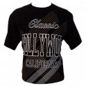 T-Shirt Hollywood noir