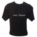 T-Shirt Las Vegas noir