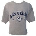 T-Shirt Las Vegas gris clair