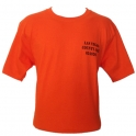 T-Shirt Las Vegas County Jail orange