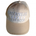 "Casquette Alcatraz ""The Rock"" beige"