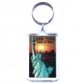 """Porte Clé New York """"Statue de la Liberté"""" plastique"""