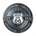 """Magnet Route 66 """"8 States"""""""
