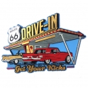 "Magnet Route 66 ""Drive In"""