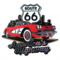 """Magnet Route 66 """"America's Highway"""""""