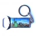 """Porte Clé/Décapsuleur New York """"Statue de la Liberté"""""""
