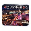 Magnet Las Vegas Gaufré (en relief)