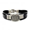 """Bracelet Route 66 """"Bikers"""""""