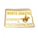 "Magnet USA ""Dakota du Nord"""