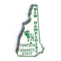 "Magnet USA ""New Hampshire"""