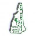 "Magnet USA ""New Hampshire"""