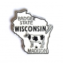 "Magnet USA ""Wisconsin"""