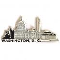"Magnet USA ""Washington DC"""