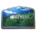 "Magnet Hollywood ""Sign"" métallisé"