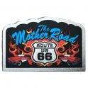 """Magnet Route 66 """"Fire"""" métallisé"""