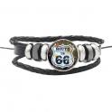 """Bracelet Route 66 """"Balles"""""""