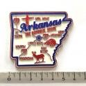 """Magnet USA """"Arkansas"""" PREMIUM"""