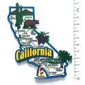 "Magnet USA ""Californie"" JUMBO!"