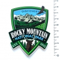 "Magnet ""National Park"" Rocky Mountain"