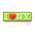 """Magnet """"I Love New York"""" vert"""