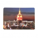 "Magnet New York ""Empire State Building"" en relief"