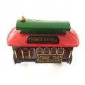 """Magnet San Francisco """"Cable Car"""" GEANT vert et rouge"""