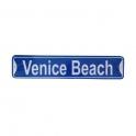 "Plaque Métallique ""61 cms"" Venice Beach"